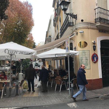 Los coloniales sevilla restaurantanmeldelser tripadvisor - Bar coloniales sevilla ...