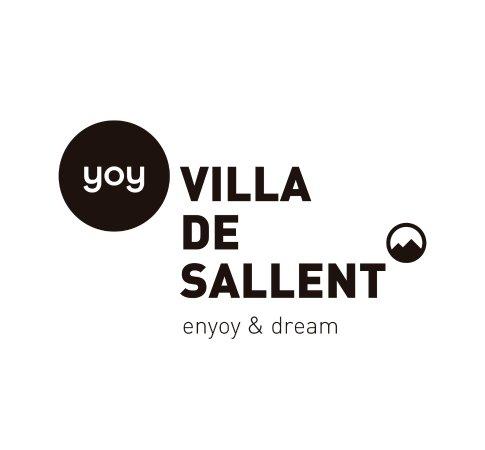 YOY Villa de Sallent: Logotipo YOY Villa de VIlla de Sallent (Formigal)