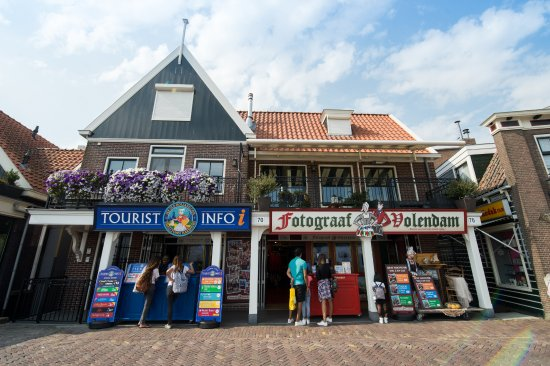 Volendam, Hollanda: Find us here!