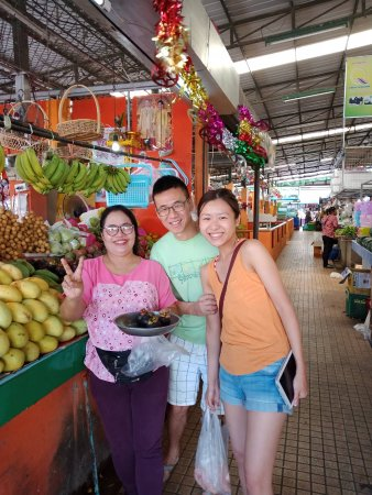 Rawai, Thailand: Market trip