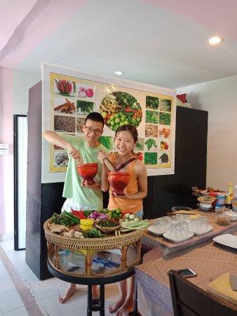 Rawai, Thailand: welcome to cook Thai food