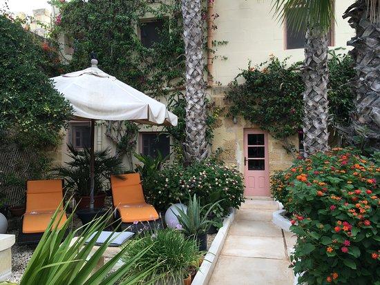 Munxar, Malta: jardin