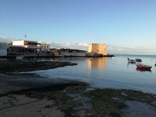 Miramare da Michele: Baia di Torre Santa Sabina