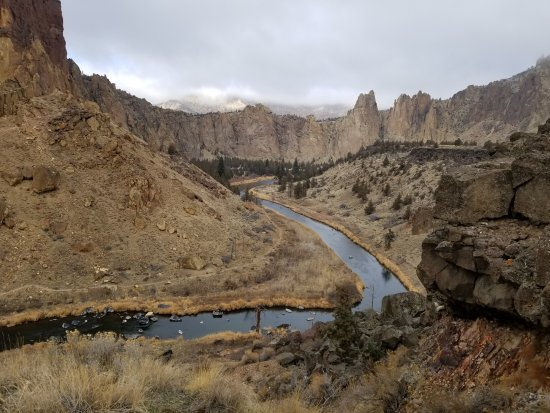Smith Rock State Park, Redmond, OR