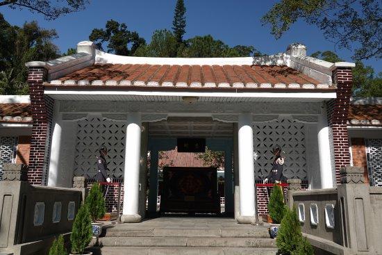 Cihu & Cihu Mausoleum