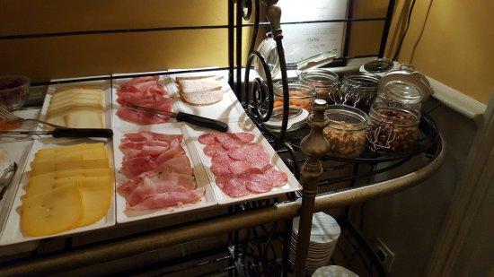 Hotel Ter Duinen: petit déjeuner