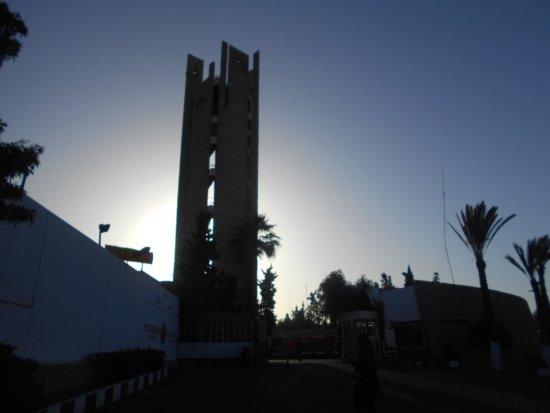 Caserne de Pompiers Agadir