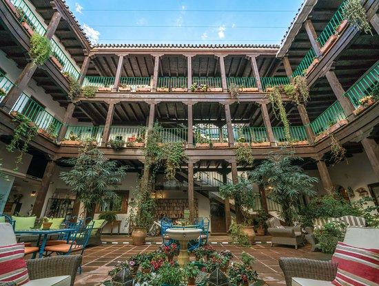 El Mejor Hotel Con Encanto Enclavado En Pleno Barrio Santa Cruz De Sevilla Opiniones Del Hotel El Rey Moro Hotel Boutique Sevilla Opiniones En Tripadvisor