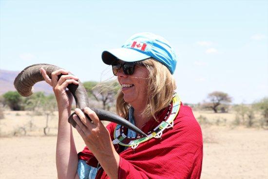 Arusha, Tanzania: Mary@ Maasai community