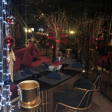 Pier88 Nile River: مطعم اَي