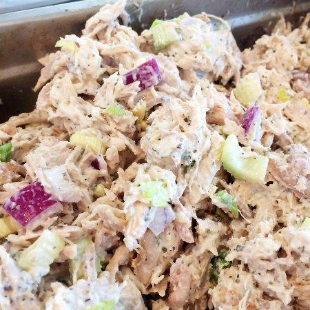 Water Valley, MS: Housemade Rotisserie Chicken Salad