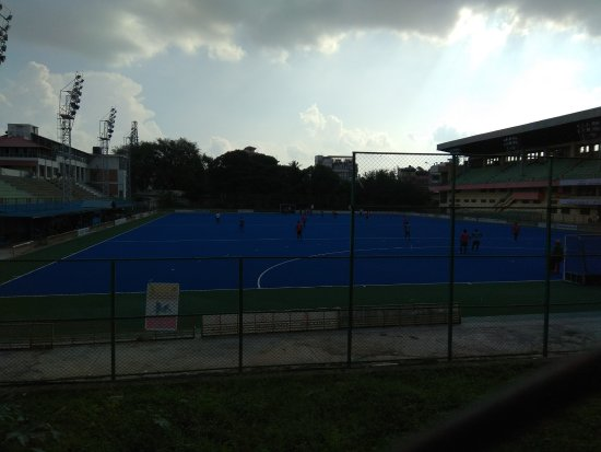 ‪KSHA Hockey Stadium‬