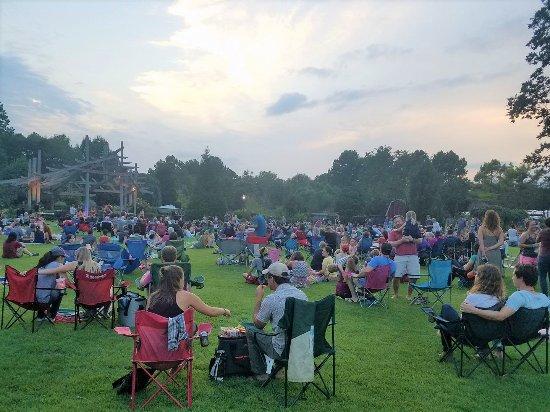 Free Summer Concert Series Botanical Garden Of The Ozarks Fayetteville Tripadvisor