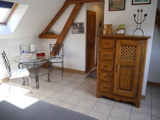 Mauquenchy, France : Chambre Bénédictin