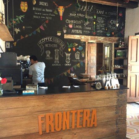 Frontera Artisan Food & Coffee Image