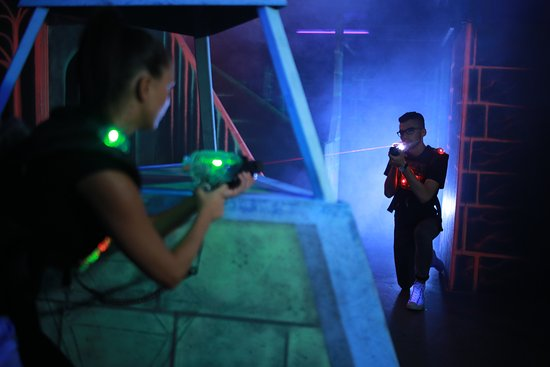 Mercuria Laser Game Holešovice