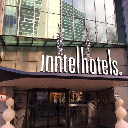 Inntel Hotels Amsterdam Centre Picture Of Inntel Hotels Amsterdam