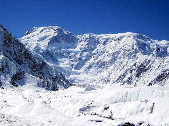 Khan Tengri Peak: Pik Pobedy, 7439 m ü.M.