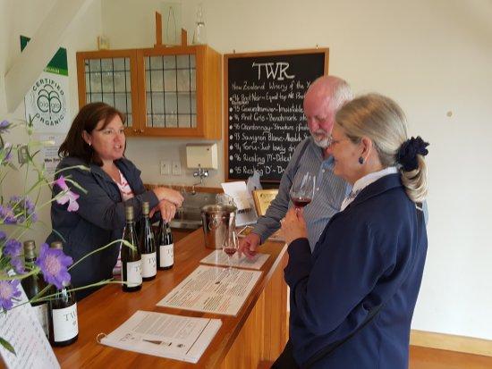 Marlborough Elite Tours - Day Tours: Tasting at Te Whare Ra