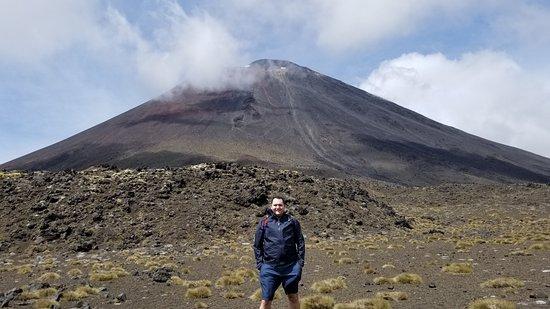 Turangi, Nya Zeeland: Mount Ngauruhoe / Mt. Doom from LOTR