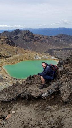 Turangi, New Zealand: Emerald Lakes