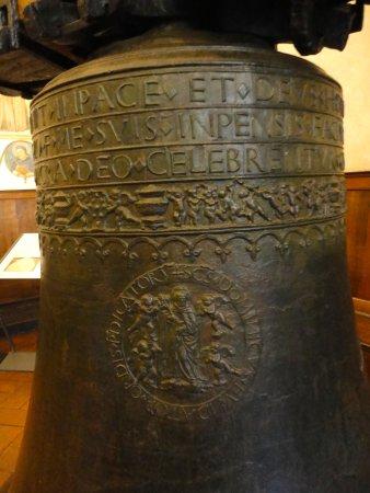 Museo di San Marco : LA PIAGNONA, ATTRIBUITA A DONATELLO