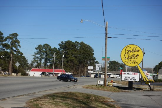 Plymouth, NC: 店の看板