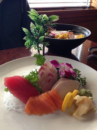 East Brunswick, Nueva Jersey: Sashimi