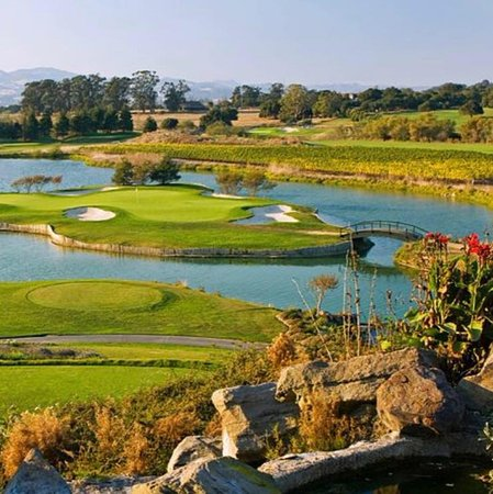 Napa Valley, CA: Eagle Vines Vineyards & Golf Club