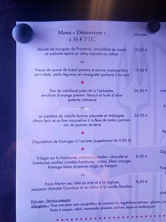 Restaurant L'Essentiel : IMG_20180104_213021_large.jpg