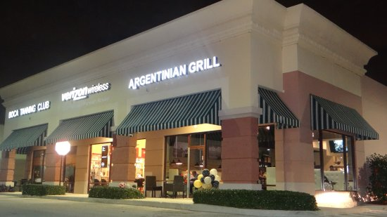 Argentinian Grill: Argentinian Grill - Boca Raton 
