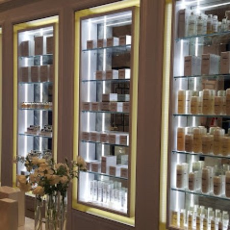Rescue Spa offers many skin care products including