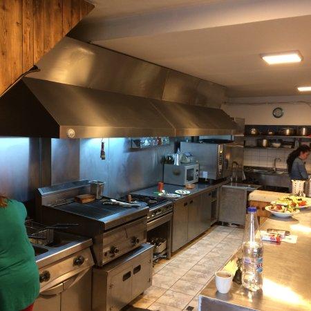 Barbarossa Restaurant: Had nog wat foto's van Barbarossa. Schoon, fris, gezellig en lekker!