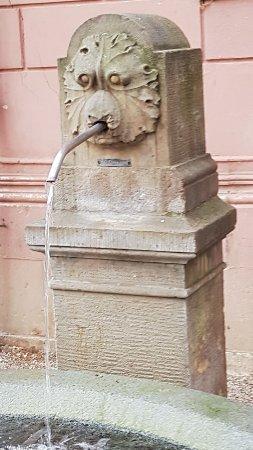 Brunnen am Lesemuseum