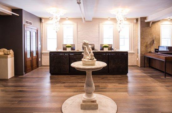Filadelfia, Pensilvania: Rescue Spa is Philadelphia's Best Luxury Spa