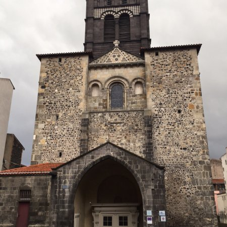 Basilique notre dame du port picture of basilique notre dame du port clermont ferrand - Basilique notre dame du port ...