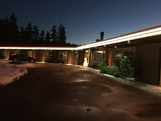 Arbutus Grove Motel Resmi