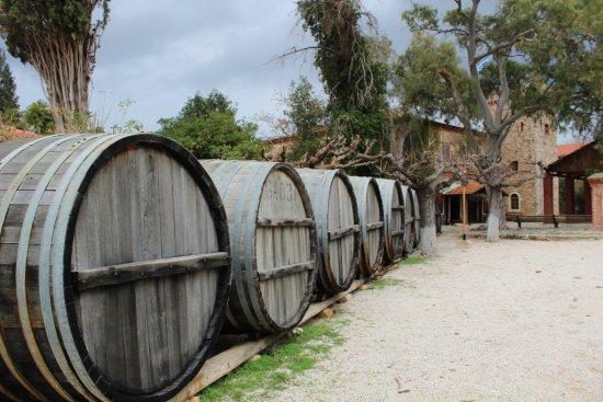 Achaia Clauss Winery: Achaia Clauss