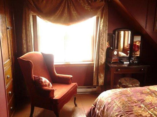 La rouge sur baie picture of gite le meilleur des 2 for Auberge maison wakeham
