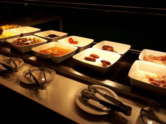 Holiday Inn London Bloomsbury: Ontbijt