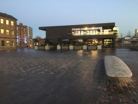 Granary Square Kings Cross