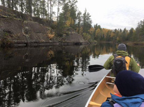 Ely, MN: Out in the BWCA