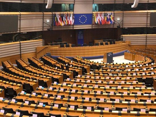 Sede del parlamento europeo obr zok parlamentarium for Sede del parlamento