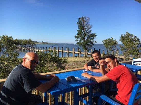 Millsboro, Delaware: Tiki bar