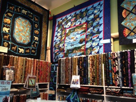 Rushin Tailor's Quilt Alaska