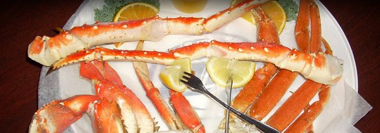 Lake Alfred, FL: Yummy Crab Legs
