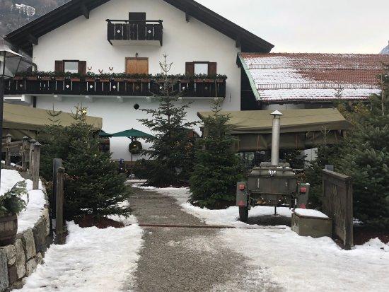 Ingresso Sala Sixtus Braugarten Giardino Forst