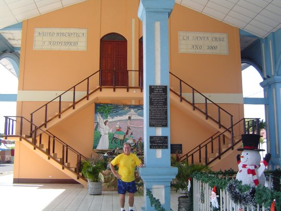 Corinto, Nicaragua: Museum
