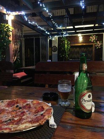 The lost bar bayahibe omd men om restauranger tripadvisor for Semi open spaces