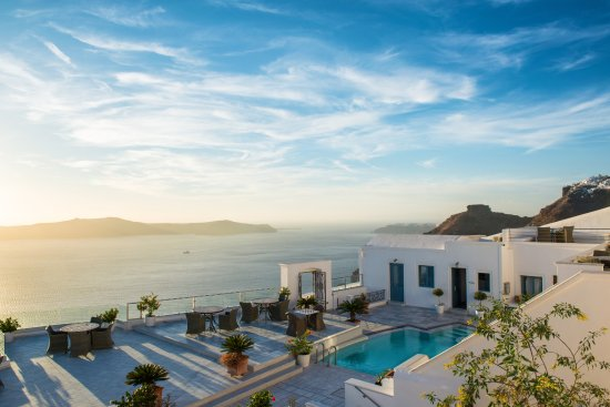Anteliz Suites, hoteles en Santorini